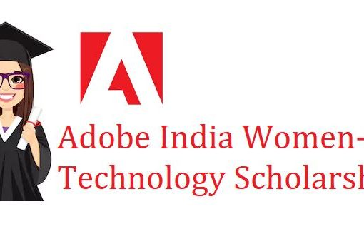 Adobe India Women-in-Technology Scholarship