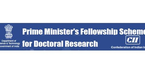 Prime Minister's Fellowship Scheme for Doctoral Research