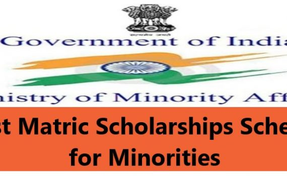Post Matric Scholarships Scheme for Minorities
