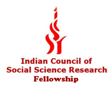 ICSSR Research Fellowship