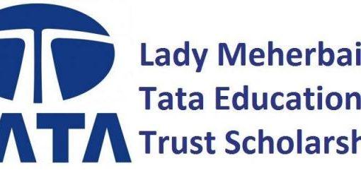 Lady Meherbai D Tata Education Scholarship