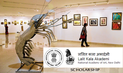 Lalit Kala Akademi Scholarship