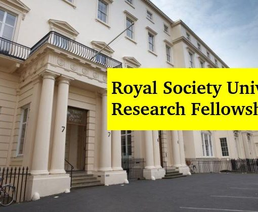The Royal Society University Research Fellowship 2020