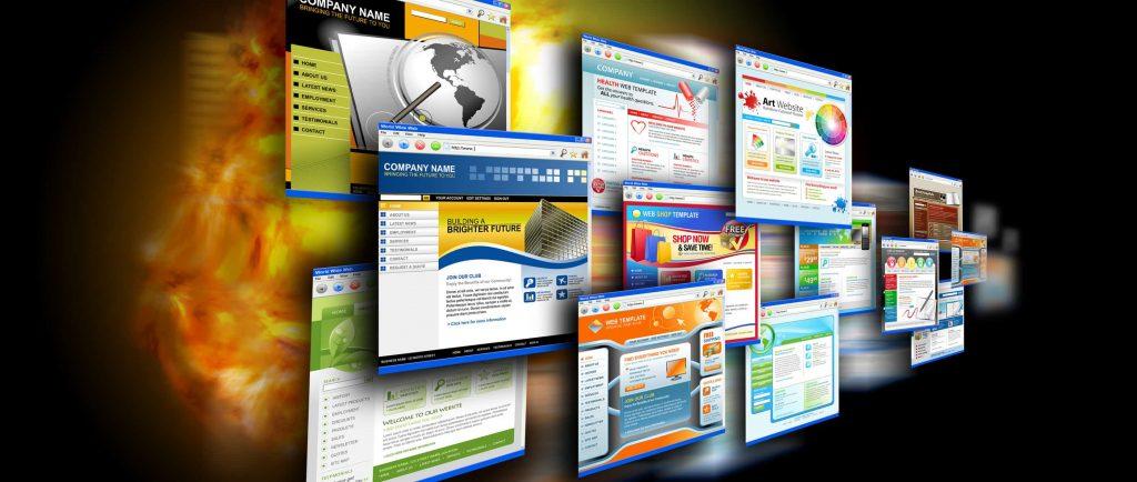 websites design and development company