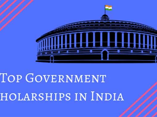 Government scholarship in India