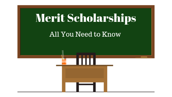 merit scholarship funded by government