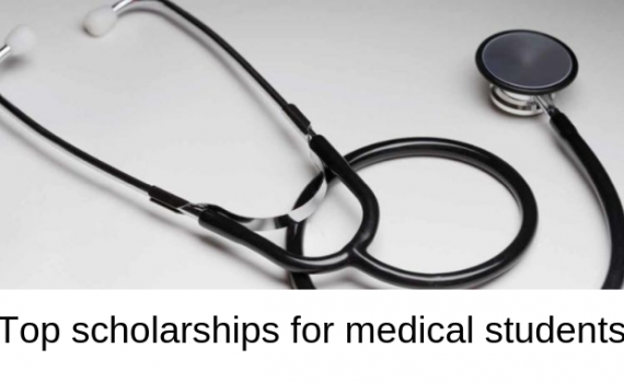top 5 medical scholarship
