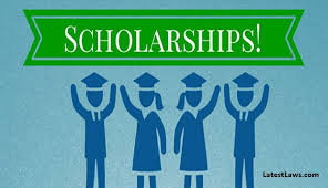 list of important government scholarship for Indian students
